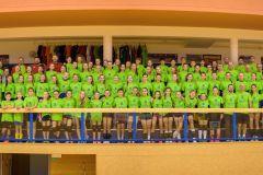 36. kemp volejbalové akademie